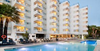 Vistasol Apartments - Magaluf - Edificio