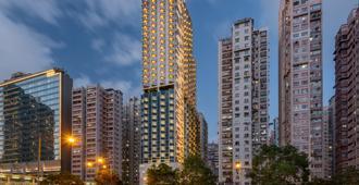Holiday Inn Express Hong Kong Mongkok - Hong Kong - בניין