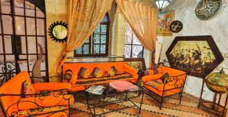 里亞德納克哈拉酒店 - 索維拉 - 索維拉 - 臥室