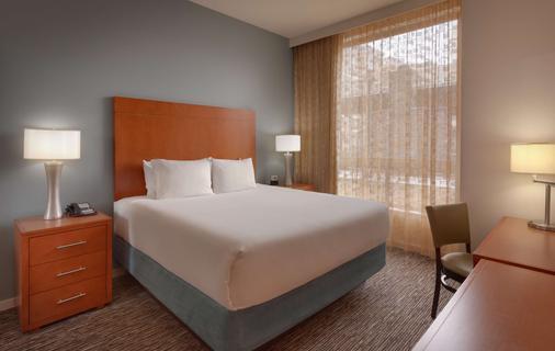 Hyatt House Salt Lake City/Sandy - Sandy - Bedroom