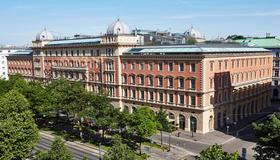 Palais Hansen Kempinski Vienna - Vienna - Outdoors view