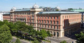 Palais Hansen Kempinski Vienna - Wien - Außenansicht
