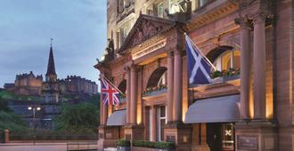 Waldorf Astoria Edinburgh - The Caledonian - Edinburgh - Building