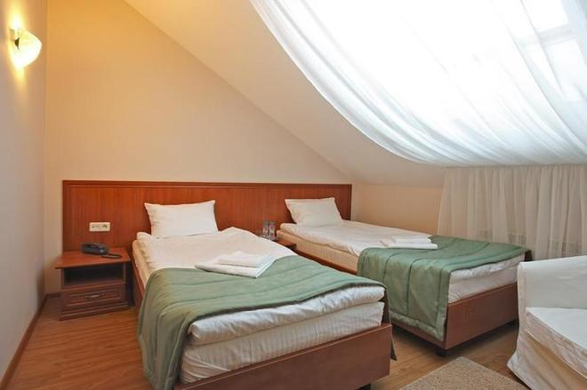 Taganka Hostel & Hotel - Moskova - Makuuhuone