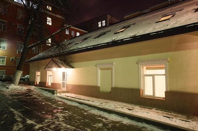 Taganka Hostel & Hotel - Moskova - Näkymät ulkona