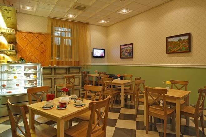 Taganka Hostel & Hotel - Moskova - Ravintola