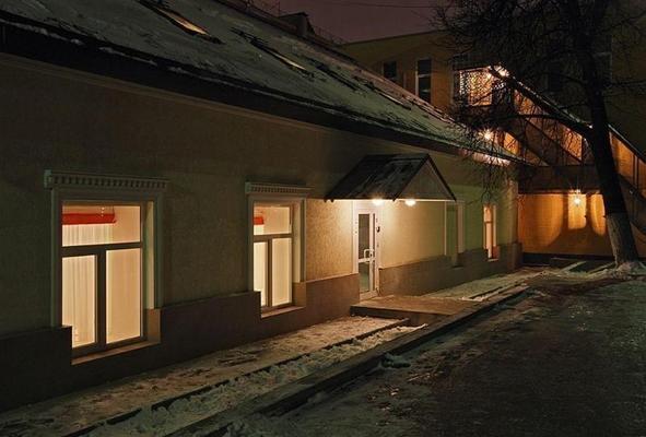 Taganka Hostel & Hotel - Moskova - Rakennus