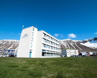 Hótel Ísafjörður - Isafjordur - Building