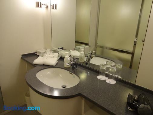 Hotel Nikko Niigata - Niigata - Bathroom