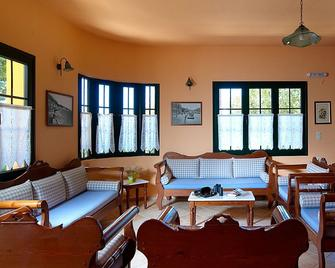 Ledra Samos Hotel - Samos - Living room