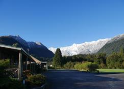 Rainforest Motel - Fox Glacier - Widok na zewnątrz
