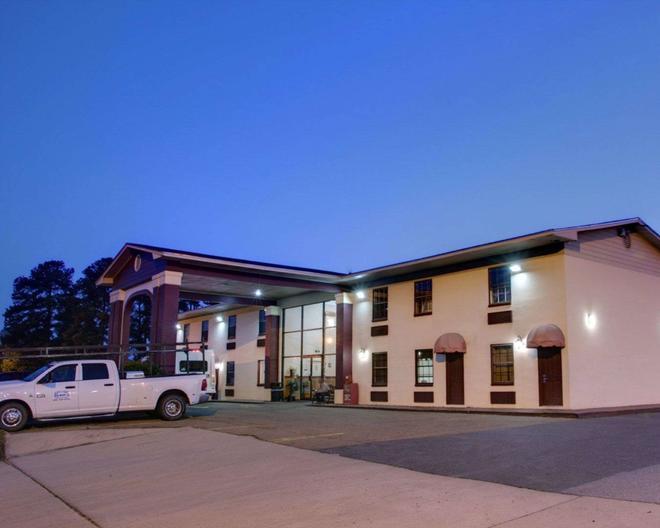 Econo Lodge Conference Center - El Dorado - Gebäude