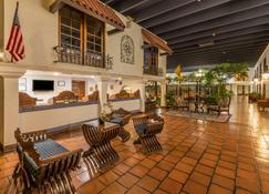 棕櫚德拉斯克魯塞斯華美達酒店 - 拉斯古斯 - 拉斯克魯塞斯 - 大廳