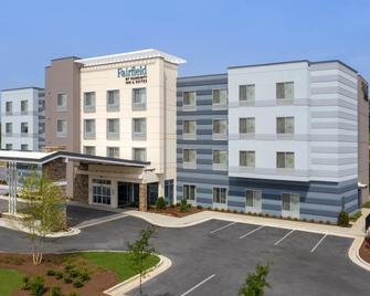 Fairfield Inn & Suites By Marriott Knoxville Lenoir City/I-75 - Lenoir City - Building