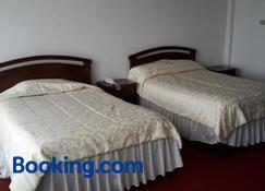 Hotel Espindola - Tulcán - Habitación
