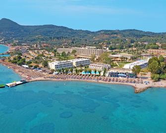 Messonghi Beach Hotel - Corfu - Building