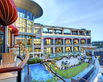 Welcomhotel Bella Vista Member Itc Hotel Group - Chandigarh - Toà nhà