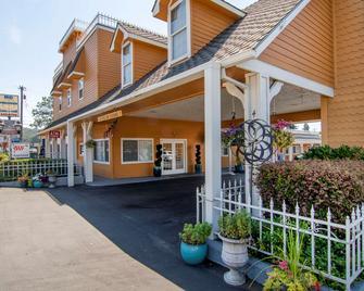 Quality Inn Central Roseburg - Роузберг - Здание
