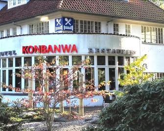 Hotel Restaurant Courage Sionshof - Nijmegen - Gebouw