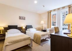 Qubus Hotel Wroclaw - Wroclaw - Phòng ngủ