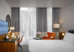 K+K Hotel George - London - Bedroom