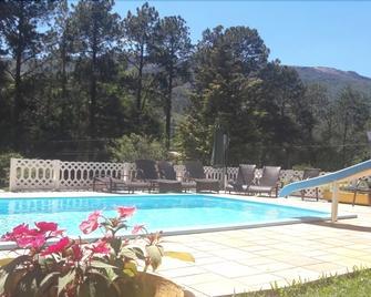 Villas Atibaia Hotel Pousada - Atibaia - Piscina