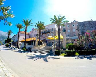 Accommodation Vitaic - Curzola - Edificio