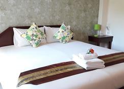 Chumphontravelodge Hotel - Chumphon - Schlafzimmer