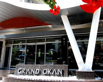 Grand Okan Hotel - Alanya - Building