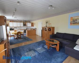 Ferienwohnung Franz - Дессау - Living room