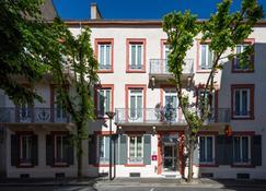 Citotel Arverna - Vichy - Edificio