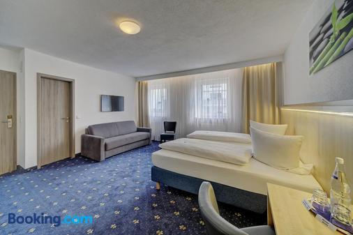 Hotel Post - Weiden in der Oberpfalz - Bedroom