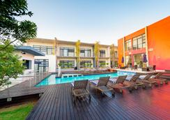 Blue Diamond Boutique Hotel - Pretoria - Pool