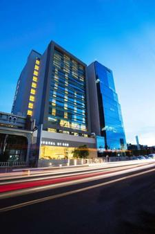 瓜達拉哈拉水晶城市酒店 - 瓜達拉哈拉 - 瓜達拉哈拉 - 建築