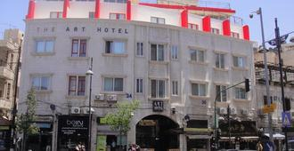 Art Hotel Downtown - Ammán - Edificio