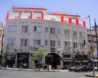 Art Hotel Downtown - Amman - Bygning