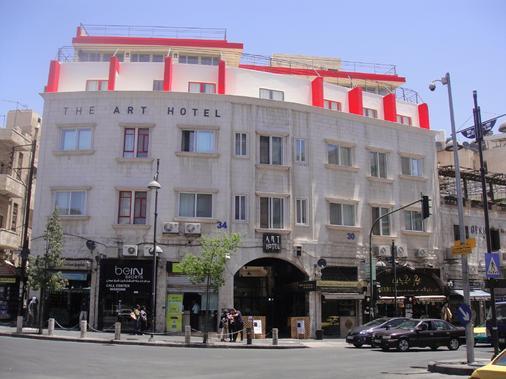 市中心藝術酒店 - 安曼 - 安曼 - 建築