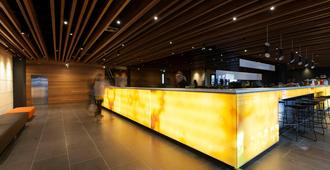 Jasper Boutique Hotel - Melbourne - Front desk