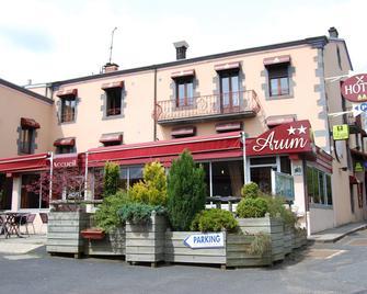 Arum Hôtel Restaurant - Orcines - Gebouw