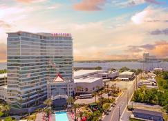 Scarlet Pearl Casino Resort - Biloxi - Rakennus
