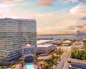 Scarlet Pearl Casino Resort - Biloxi - Building