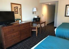 Gulfview Hotel On The Beach - Clearwater Beach - Bedroom