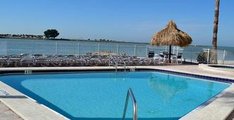Gulfview Hotel - On the Beach - Clearwater Beach - Havuz