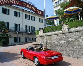 Continental Parkhotel - Lugano - Building