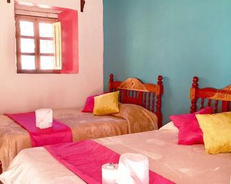 Hotel Hacienda Encantada - Real de Catorce - Спальня