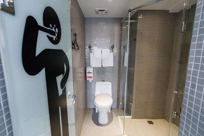 Hooray Boutique Hotel - Kaohsiung - Bathroom