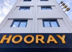 Hooray Boutique Hotel - Kaohsiung - Rakennus
