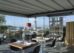 Fresh Hotel - Atenas - Restaurante