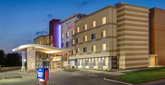 Fairfield Inn & Suites by Marriott Detroit Canton - Canton - Building