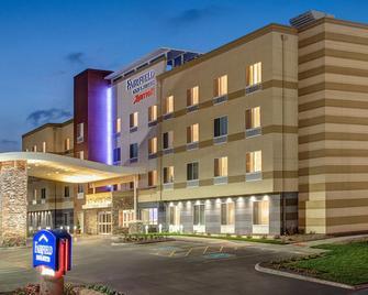 Fairfield Inn & Suites by Marriott Detroit Canton - Canton - Edificio